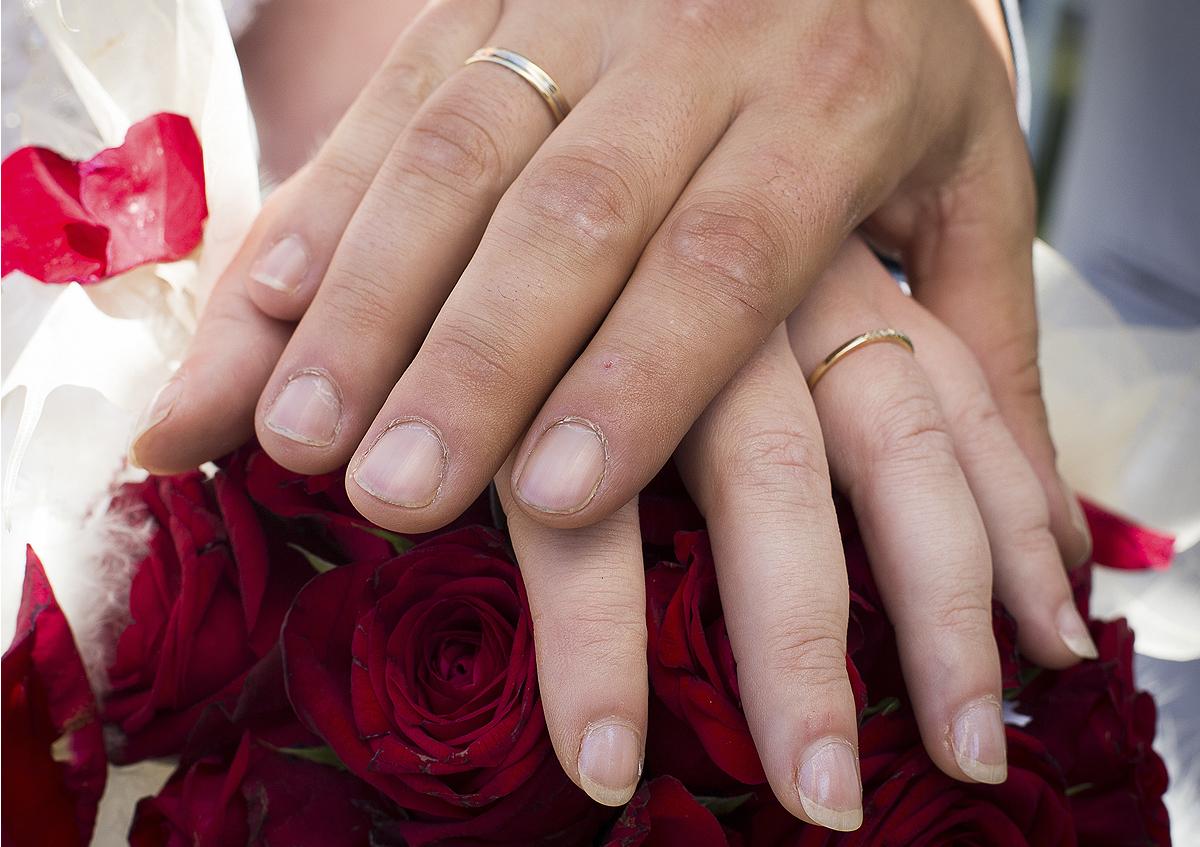 Les anneaux de l'amour