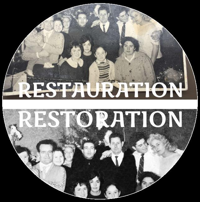 Restauration de photos